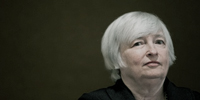 Janet Yellen and when the rain stopped to fall ?
